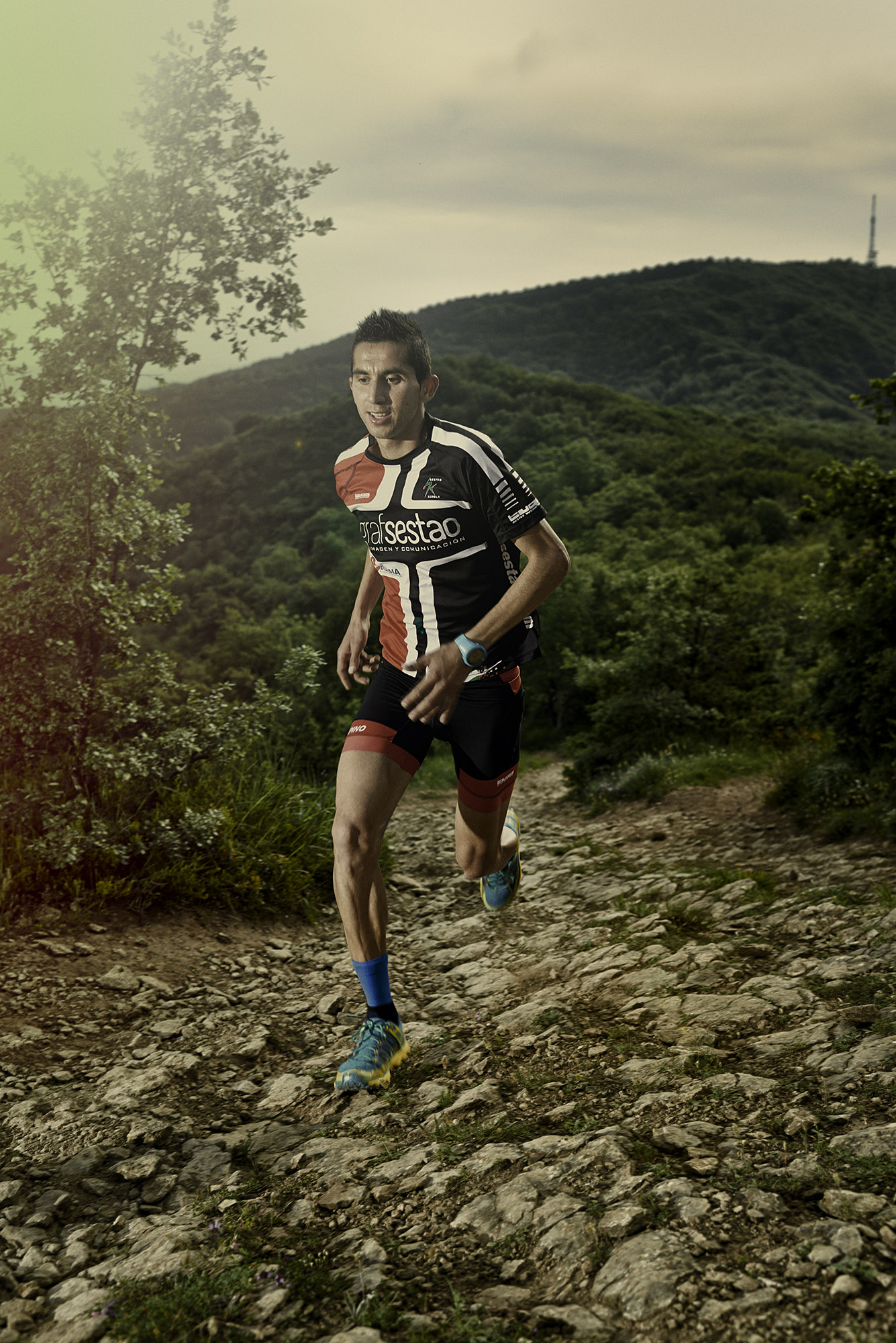 trail carrera ascentium vitoria gasteiz fotografia footing running
