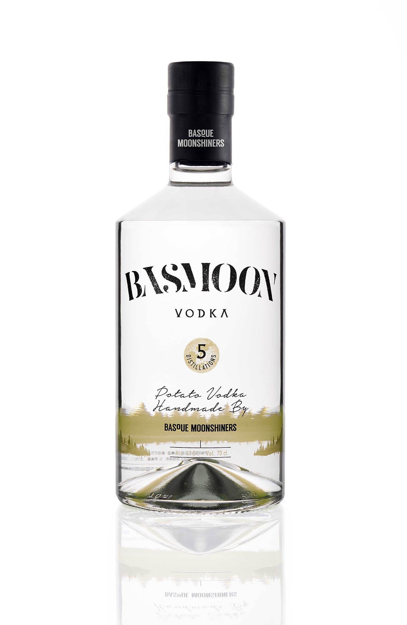 erredehierro basmoon vodka marca new brand advertising vitoria gasteiz