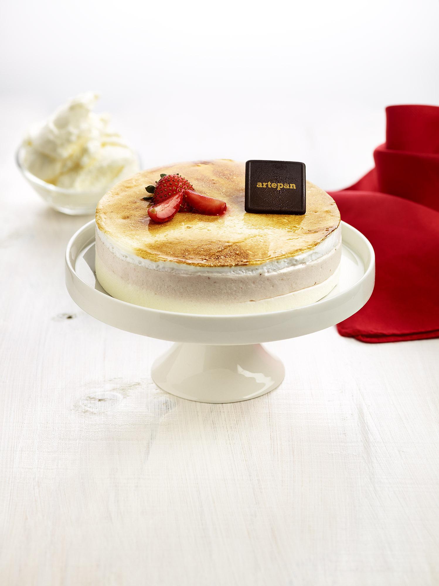 tarta pastelería ARTEPAN 35 ANIVERSARIO erredehierro vitoria Gasteiz navidad confeti dorado oro 35 treintaycinco