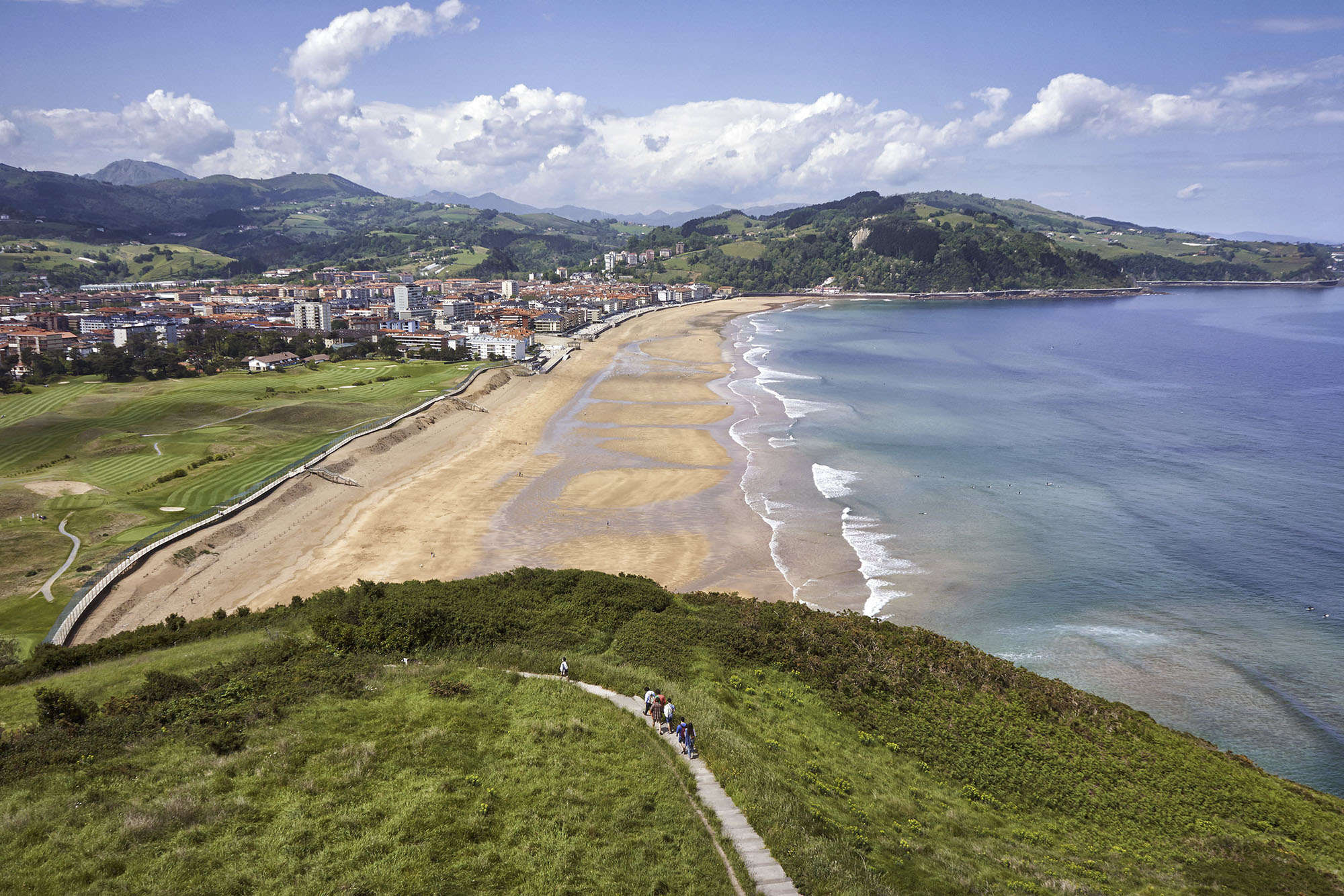 zarautz turismo lifestyle mar surf beinke vitoria